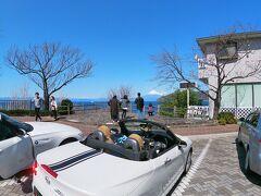 ドライブ中に景色の良さそうな所を発見しました。 駐車場もありいい写真スポットでした!