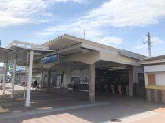 小田急線の高座渋谷駅。到着。