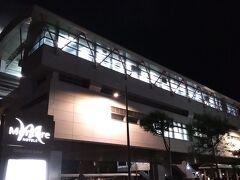 おはようございます。「沖縄美ら島ホッピング 2日間・15フライトツアー」2日目の朝です。沖縄の3月の6時台はまだまだ暗いです。