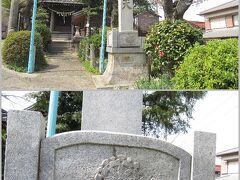 <知多市・岡田> 多聞天(毘沙門堂)、1710(正徳年間)年築。 毎月お念仏があげられているそうです。