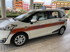 本日のお宿は北谷にあるヒルトン沖縄北谷リゾート。  こちらまでは那覇空港から事前にトラベルタクシーから定額タクシーを予約ずみ(https://www.travel-taxi.net)  定額3800円で無事ヒルトン到着。  定額タクシー空港の出口の所で待ってくれているのでDoor to Doorでめちゃくちゃ便利。