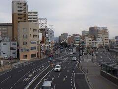 岡山駅の西側にも東横インが2棟あった