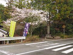 キャンプ場に別れをつげ 帰路とは反対側にハンドルを切った  また、柳生に~  やって来たのは円成寺  のぼりみて三輪そうめんが奈良の特産だと初めて知った。