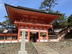 境港から約1時間半位。 日御碕神社です。
