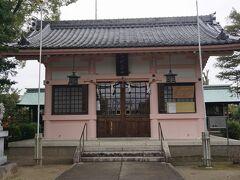 ●大神神社  一宮神社というと旧国を代表するとっても大きな神社を連想しますが、ここはこじんまりとした感じです。全国一の宮会に加盟はしているものの、一般的に尾張の国の一宮神社というと、真清田神社のことのようです。