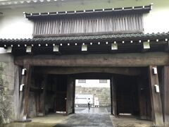 駿府城公園 東御門・櫓門