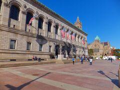 ボストン公共図書館 (Boston Public Library)