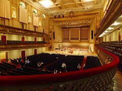 シンフォニーホール (Symphony Hall)