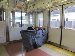 10:54 名古屋駅で中央線に乗り換えます。