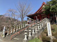 その城址から少し降りたところに、「善光寺大本願別院」というお寺があります。