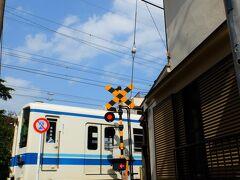 東武亀戸線が下町をいく