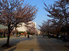 最後は錦糸公園
