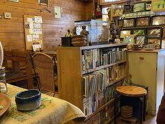 学生時代、入り浸っていた喫茶店。 珈琲所ござれです。
