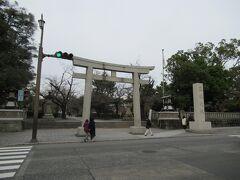 三嶋大社へ到着しました。 名前は聞いたことあったのですが訪れるのは初めてです。