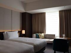 アサインされたのは30階の3006号室。 部屋タイプはプレミアルームのツイン。