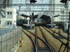 すぐに西鉄久留米駅に停車。