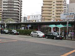 本日のウォーキングのスタートはJR千種駅です。地下鉄東山線との乗りかえ駅で特急しなの号もすべての列車が停車します。