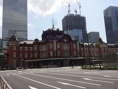 2021/04/03 チェックアウトギリギリまでホテルに滞在。神田周辺で用事を済ませつつ、東京駅へ向かいました。