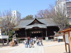 四柱神社。 願いごとむすびの神だそうです。