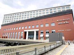 ホテル日航奈良 https://www.nikkonara.jp/  JR奈良駅直結の日航奈良が本日のお宿です。