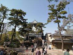 岡﨑城ドーン! 徳川家康の生まれた城です。