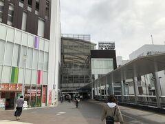 JR戸塚駅からスタート。 まずは、駅周辺の寺社巡りです。