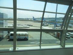 羽田空港第2ターミナル。