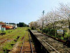国吉駅に到着。 ここはムーミン押しの駅だったけど https://4travel.jp/travelogue/11289468 2019年3月にいすみ鉄道はムーミン列車をやめたということだったから 駅にもムーミンはいないのかな? 飯能がムーミンの街になって、契約金が値あがって 契約更新できなくなっちゃったのかなあ。 だとしたら埼玉県民として謝るよ「ごめん」