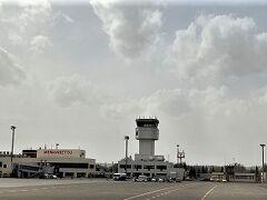 久しぶりにつきました、女満別空港です。3月でも、所々雪が残っておりますが、思ったほど寒くは無かったです。