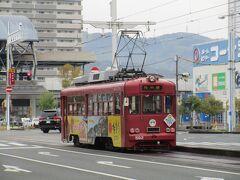 路面電車(とさでん交通)