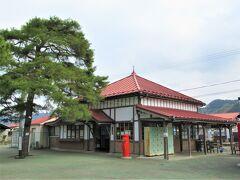 09:03 約2時間の滞在で長瀞駅を後にします