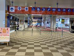 ガーラ湯沢ゴンドラ乗り場と駅が一緒にあります。