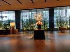 仕事を終えてホテルへチェックイン  今宵の宿は、ザ ブラッサム博多プレミア https://www.jrk-hotels.co.jp/Hakata_premier/