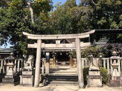 長野神社です
