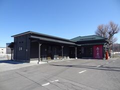 13:43 留萌本線の終点駅であった「増毛駅」の跡です。 大正10年11月5日に開業し、平成28年12月5日、留萌本線/留萌-増毛の廃止によって廃駅となりました。
