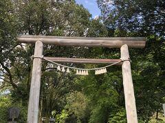 最後の観光スポットは天岩戸神社!  日本神話好きとしては、ここも一度来てみたかったスポットです(^_^)