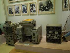こちらは、ツーリストの少ない博物館。 メインはベトナム戦争です。