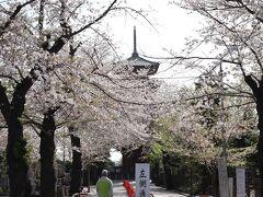 池上本門寺の五重塔 慶長13年(西暦1608年)建立