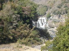 豊後大野は日本ジオパークに認定され、地形が織りなす様々なスポットがあります。 ということで「沈堕の滝」を遠くからちらりと見て、