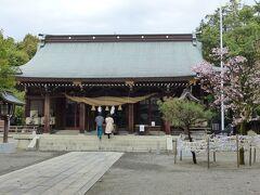 菊池神社。