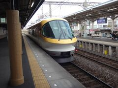 乗車26分で松阪へ。 ああああ、出来ることなら難波まで乗って行きたい。
