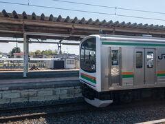 烏山線との分岐駅、宝積寺駅に到着。  2年前に、烏山線は完乗してます。 その時の旅行記はこちら↓ https://4travel.jp/travelogue/11494337
