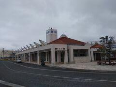 若干肌寒い中 那覇市から近いのこちらへ。  道の駅豊崎