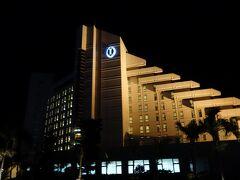ホテルに戻ります。
