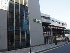 本日のスタートはJR関内駅北口。  ずいぶんきれいになりましたね。