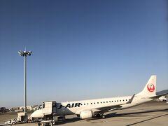 まずは伊丹空港から宮崎空港へ