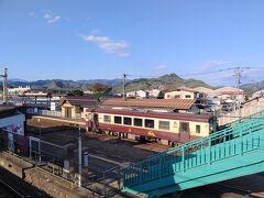 16:26 相老駅で乗り換え 東武線はsuicaでOK!