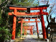 竹中稲荷神社 http://www.yoshidajinja.com/yuisyo.htm#inarisya  宗忠神社からつながる竹中稲荷。