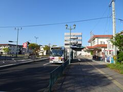 翌朝、大田市駅からバスで三瓶山へ。