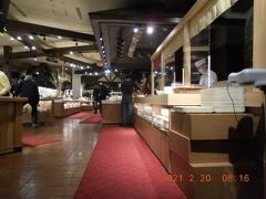 3日目。今日は参加したいイベントが朝からあったので、早起きして朝食会場のオクトーバーフェストへ。